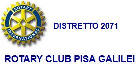 rotary club pisa